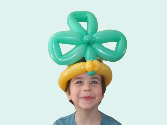 easy balloon twisting instructions