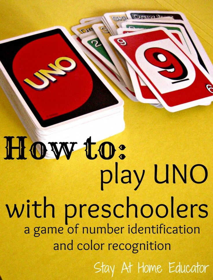uno game rules instructions