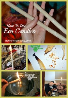ear wax candle instructions