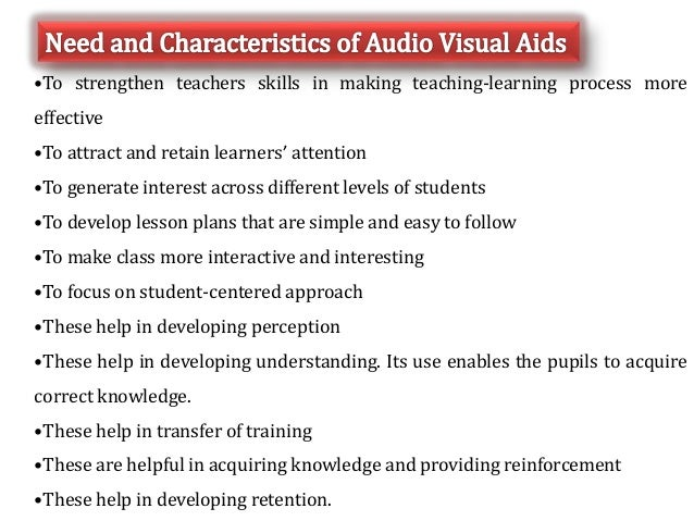 types of instructional materials used in teaching