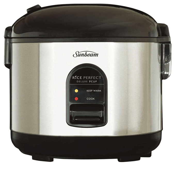 sunbeam rice cooker 4713 instructions