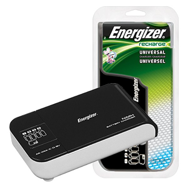 instructions for energizer nimh battery charger