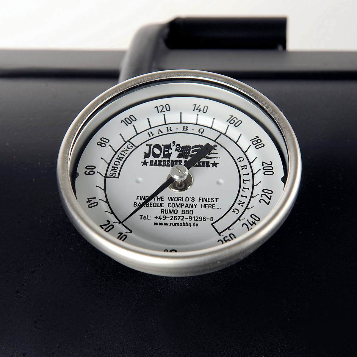 grilling traditions thermometer instructions