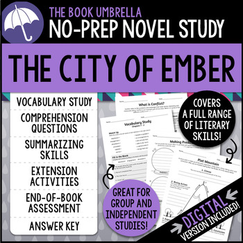 city of ember instructions answers