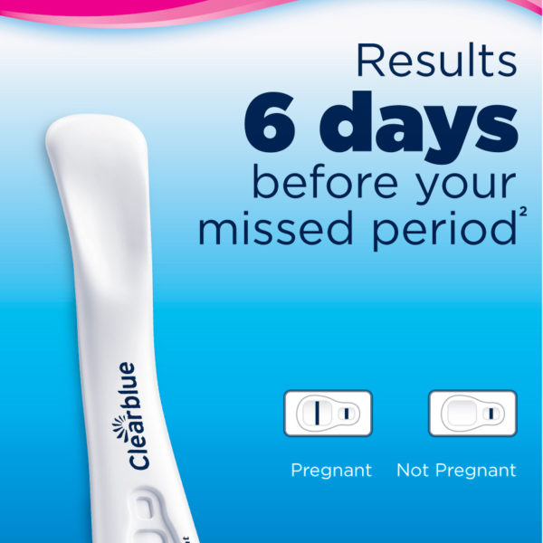 clearblue plus pregnancy test instructions