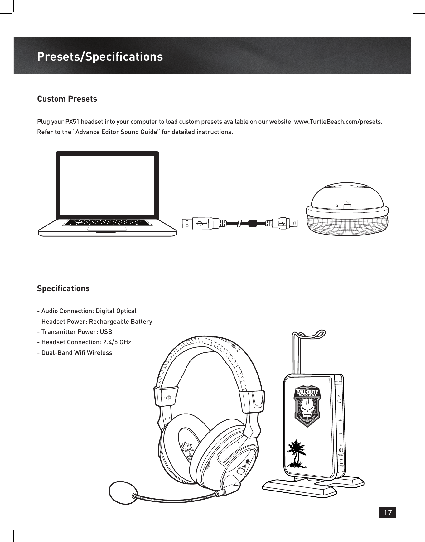 ps3 wireless headset instructions