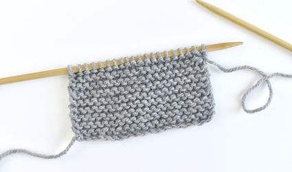 what does mean in knitting instructions