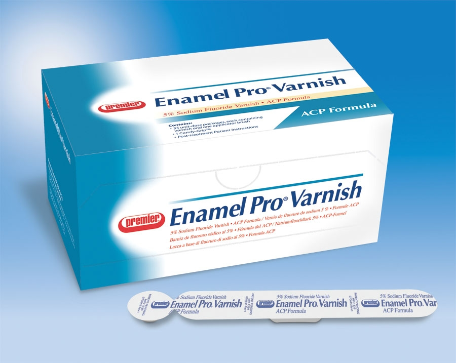 fluoride varnish after care instructions