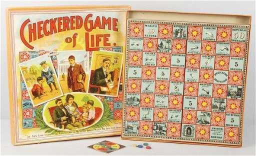 game of life instructions new version