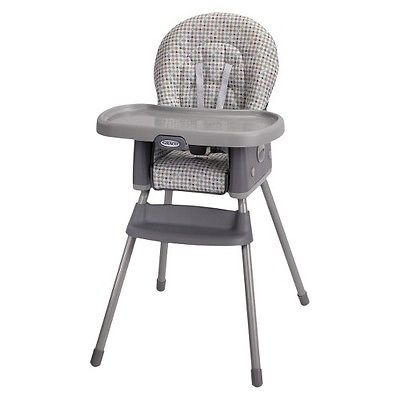 graco simple switch highchair instructions
