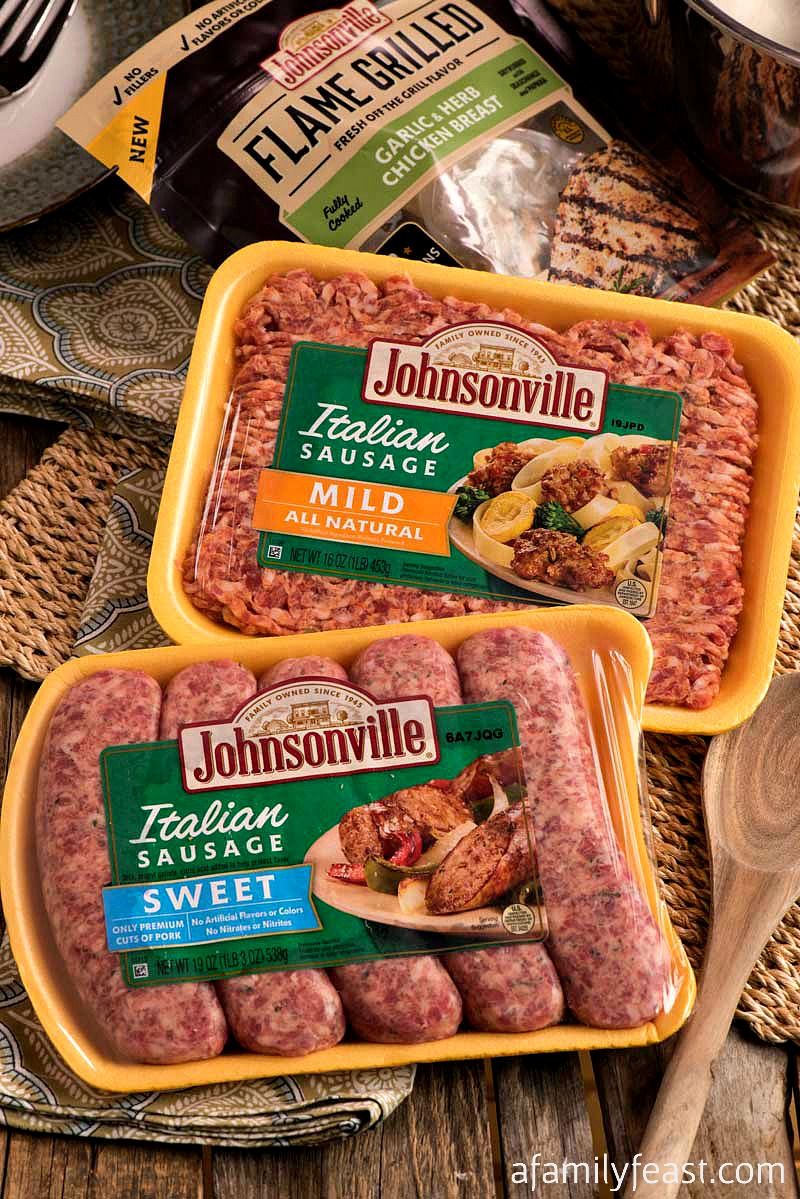 johnsonville sausage cooking instructions