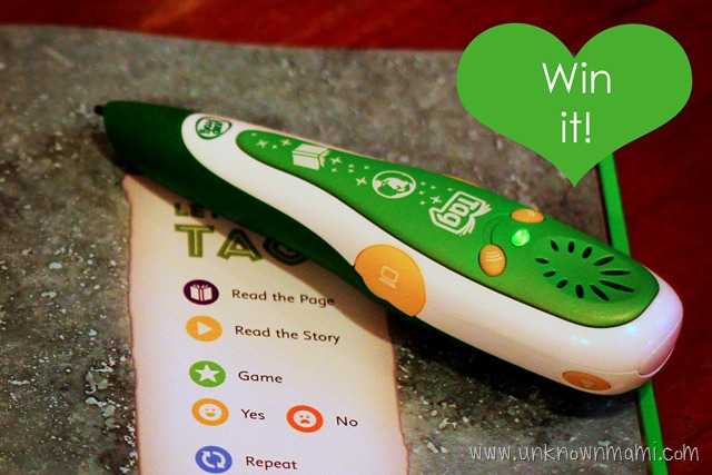 leapfrog tag reader instructions