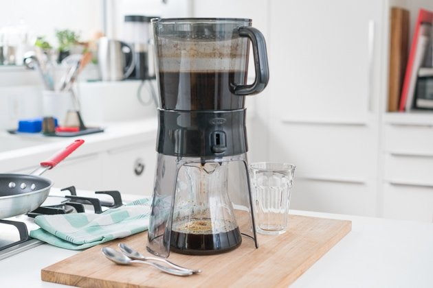 oxo cold brew instructions