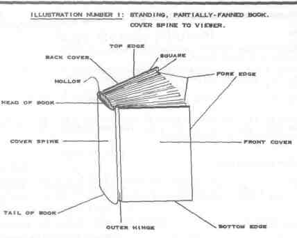 repair book spine instructions
