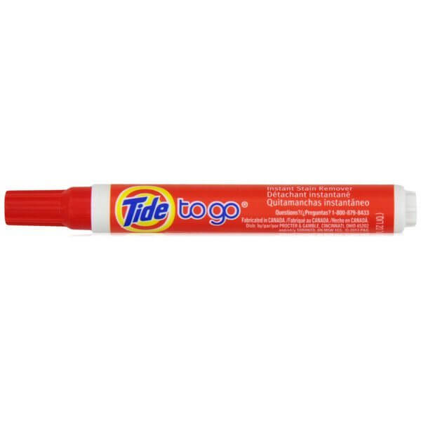 tide to go stain eraser instructions