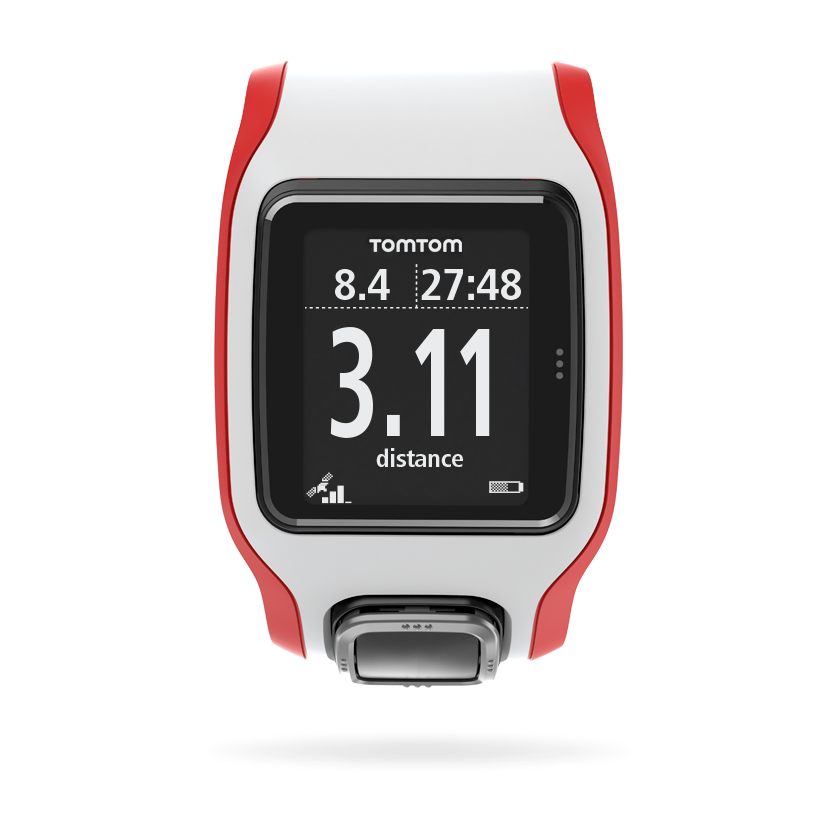 tomtom runner 3 instructions
