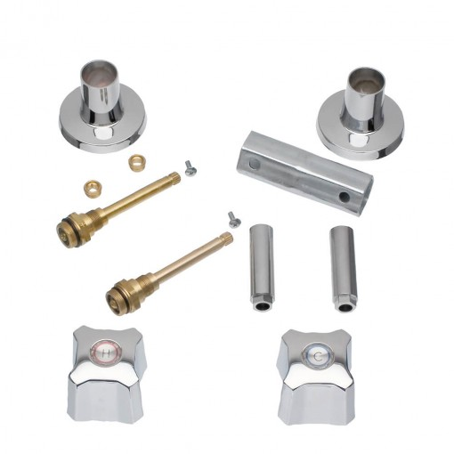 tub shower faucet installation instructions