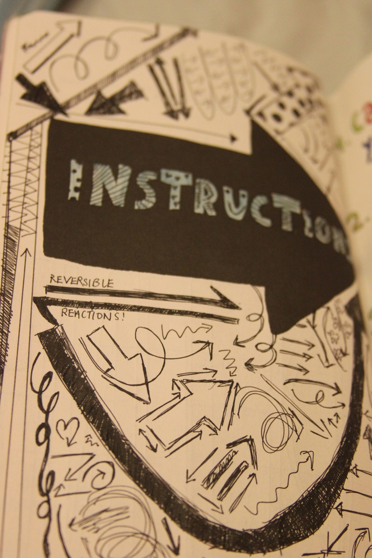 wreck this journal list of instructions